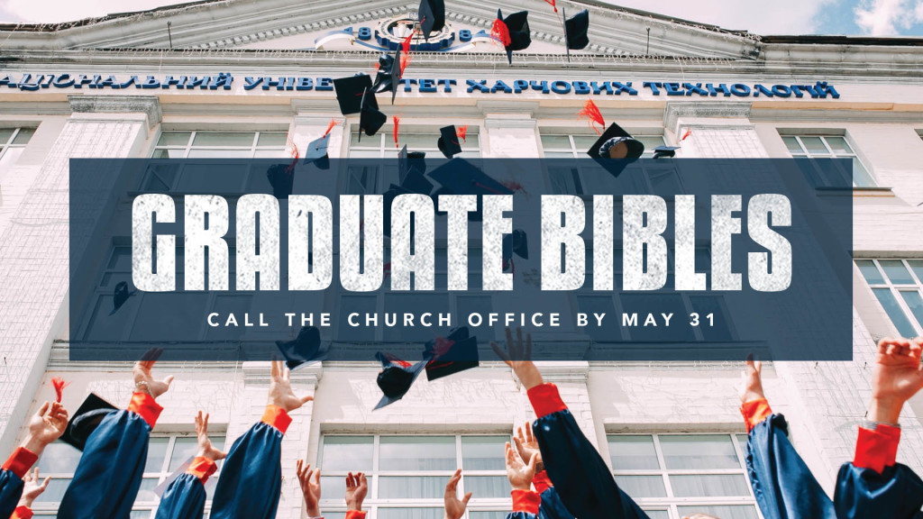 GraduateBibles